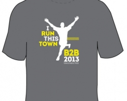 Run This Town (Grey Tee)